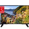 Navon 43″ Smart LED Televízió, 109 cm, 4K UHD, fekete (N43TX292UHDOSW)