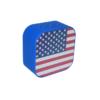 Navon NWS-23 hordozható hangszóró, Bluetooth, amerikai zászló